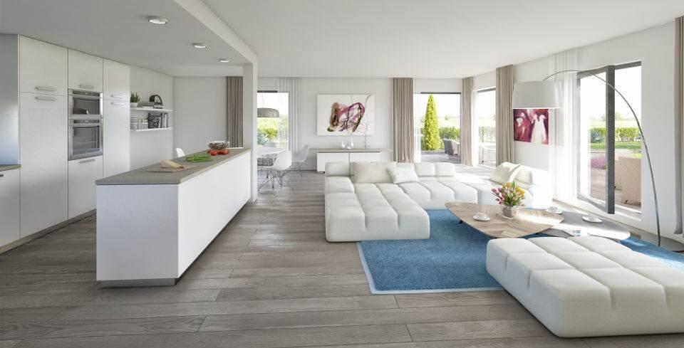 Casa prefabricadas mosa desde 187 7 m - Interiores de casas prefabricadas ...