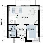 Casa Prefabricadas Jucar