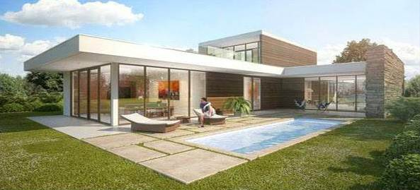 Casa prefabricadas almonte 185m2 - Casas prefabricadas ecologicas precios ...
