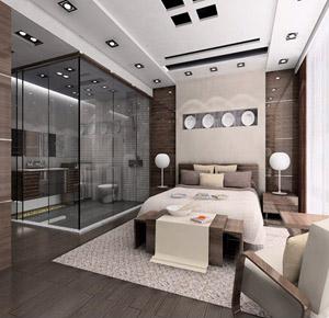 Interiores for Disenos para interiores de cuartos