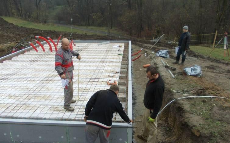 Construcción de la placa base