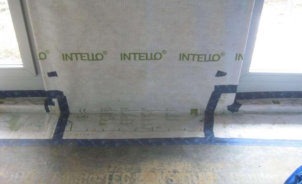 Membranas Intel - paredes de difusión abierta de soluciones inteligentes.