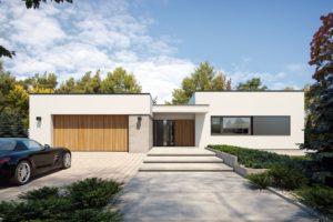 Diseño de la Casa Prefabricada Agos