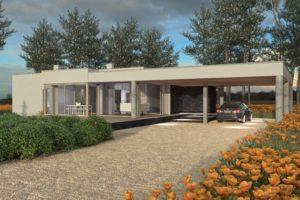 Diseño de la casa SQ44