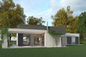Diseño de la casa SQ47
