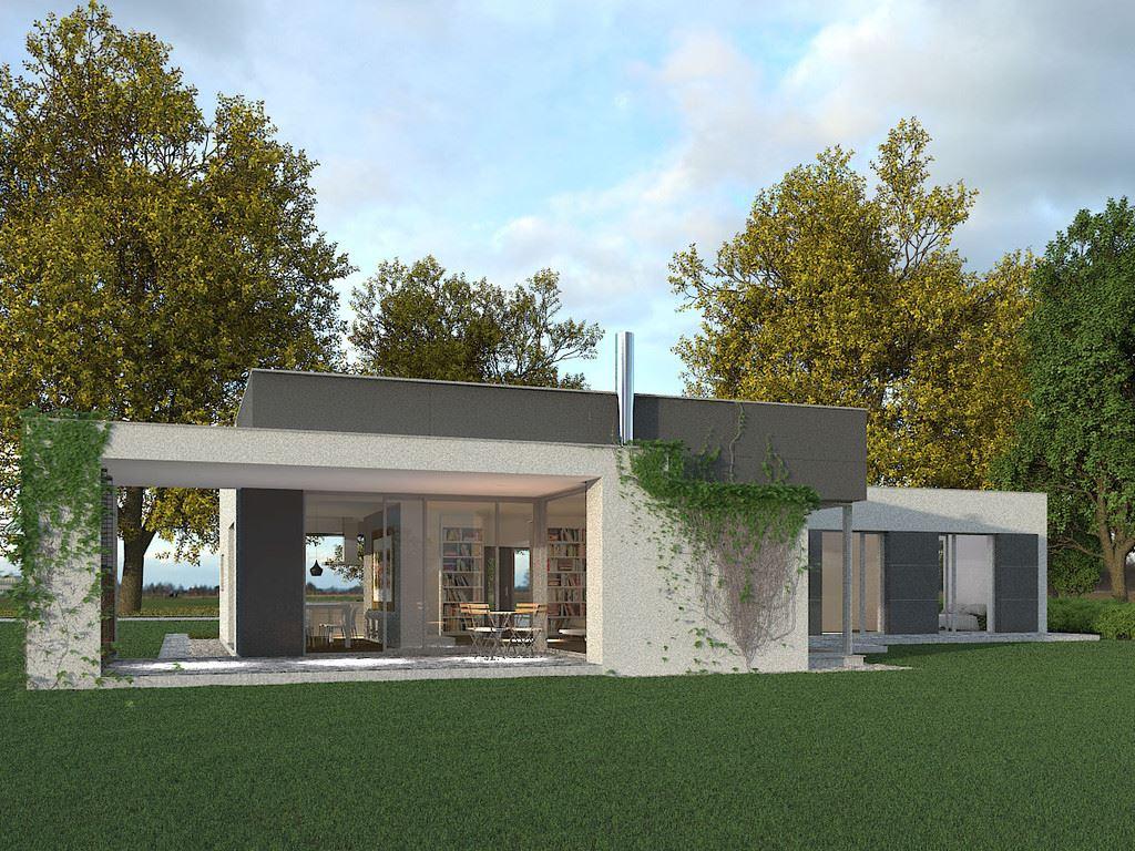 Dise o de la casa prefabricada sq47 casas prefabricadas - Casa prefabricada diseno ...