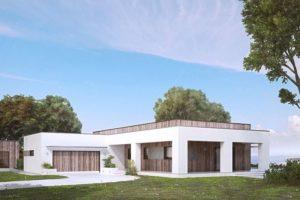 Diseño de casa Jadeit