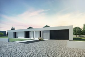Diseño de la casa A-17