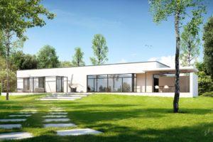 Diseño de la casa Brave D16