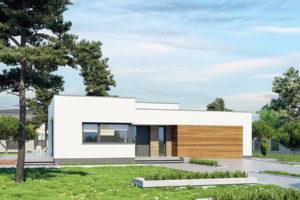 Diseño de la Casa Prefabricada Brisa marina - M223