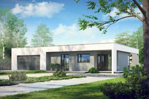 Diseño de la Casa Prefabricada Active D23