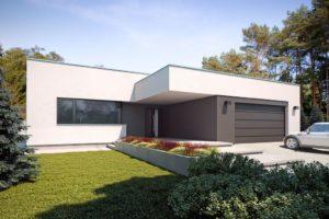 Diseño de la Casa Prefabricada Atos