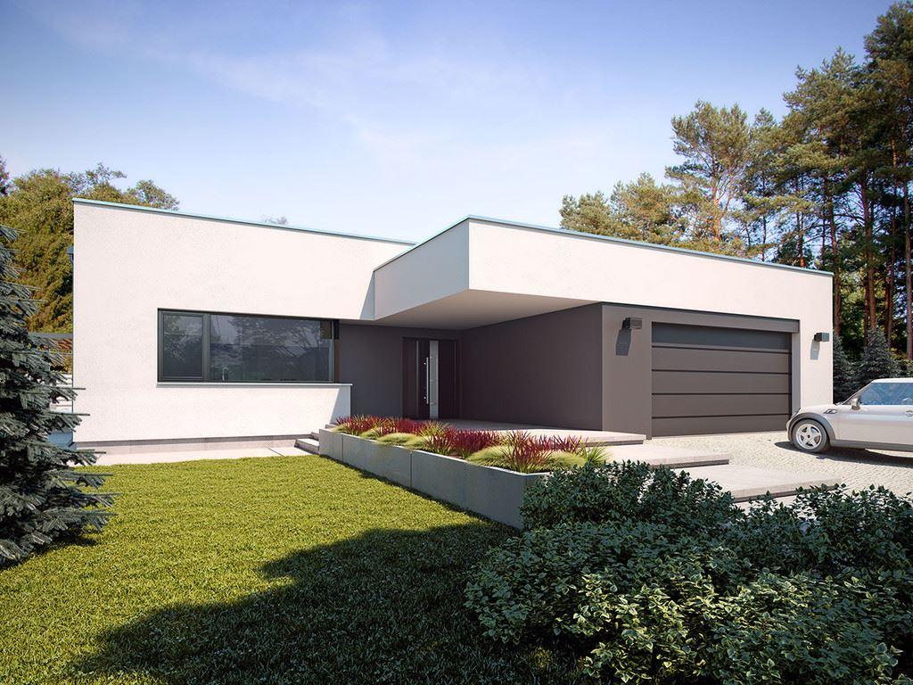 Dise o de la casa prefabricada atos casas prefabricadas - Tipos de tejados para casas ...