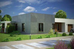 Diseño de la Casa Prefabricada de Modena