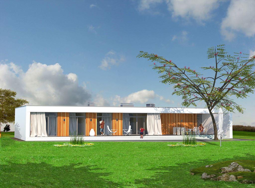 Dise o de la casa prefabricada md 5 bis casas prefabricadas - La casa prefabricada ...