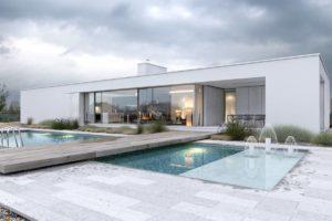 Diseño de la Casa Prefabricada Parterowy 3