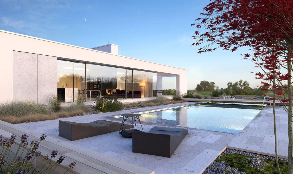 Dise o de la casa prefabricada parterowy 3 casas - La casa prefabricada ...