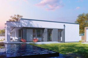 Diseño de la casa Propius II G2