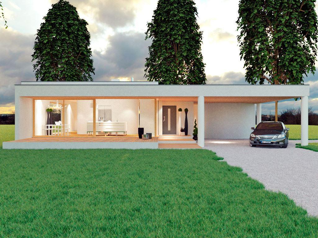 Dise o de la casa prefabricada sq27 0 casas prefabricadas - La casa prefabricada ...