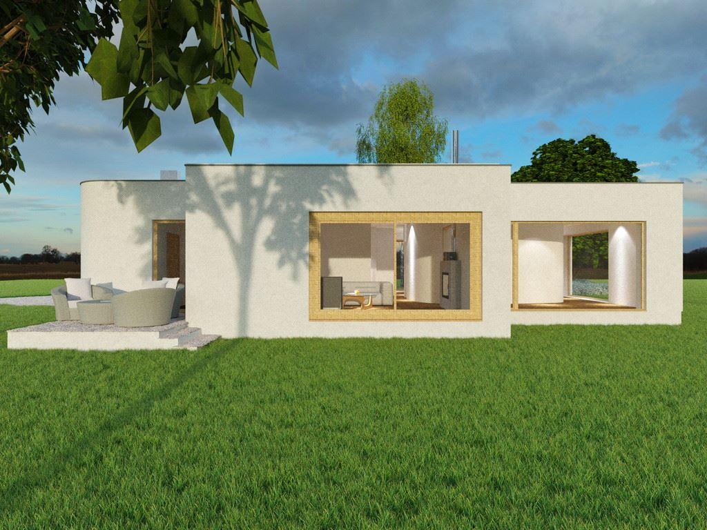 Dise o de la casa prefabricada sq27 0 casas prefabricadas - Casas diseno prefabricadas ...