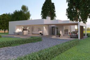 Diseño de la casa SQ27