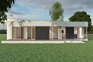 Diseño de la casa SQ64