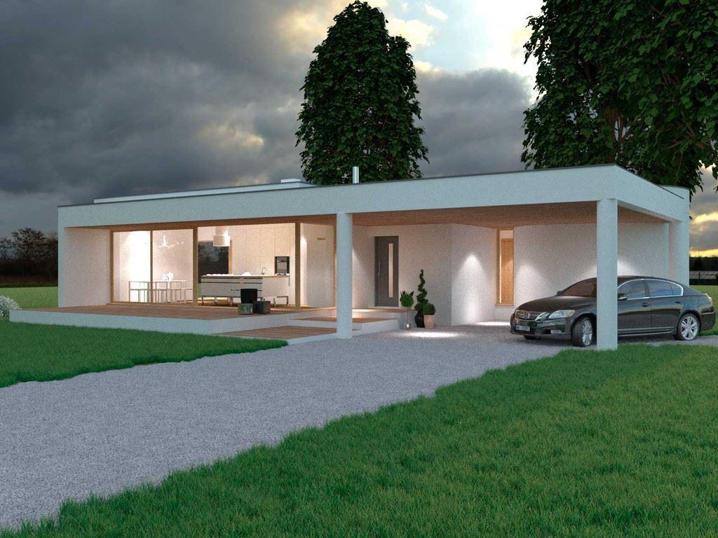 Dise o de la casa prefabricada sq64 casas prefabricadas - Casas diseno prefabricadas ...