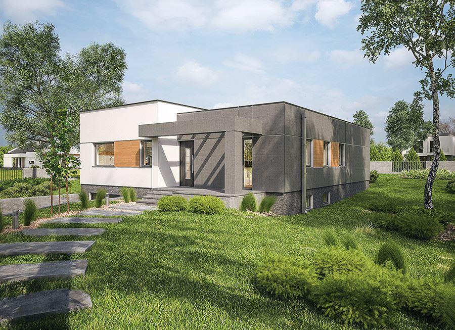 El dise o de la casa prefabricada restringida opci n i s tano c340 casas prefabricadas - Casa prefabricada diseno ...